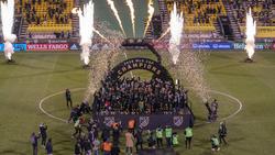 Columbus Crew ist zum zweiten Mal MLS-Champion