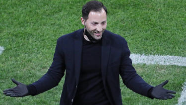Domenico Tedesco coachte bis Frühjahr 2019 den FC Schalke 04