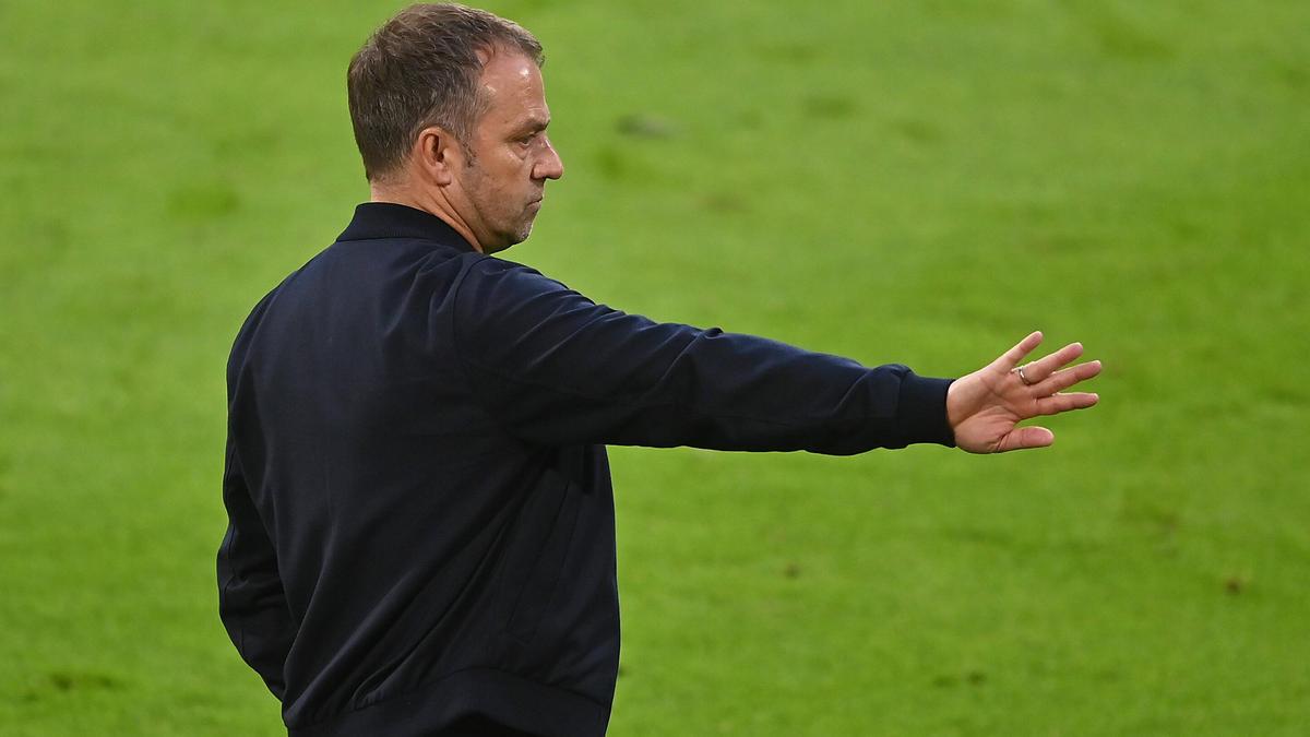 Hansi Flick verlässt den FC Bayern in wenigen Wochen