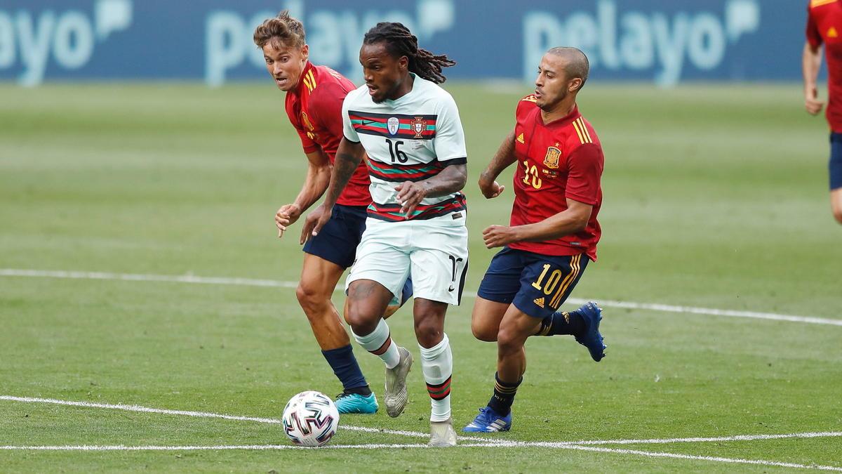 Portugals Renato Sanches suchte sein Glück beim FC Bayern vergeblich