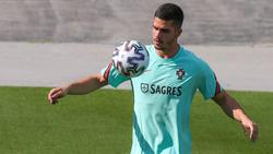 André Silva spielt bei der EM für Portugal