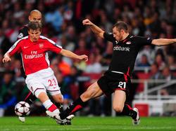 Champions League: ArsenalschlägtPiräusmit2:0