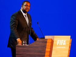 El presidente de la Concacaf y vicepresidente de la FIFA Jeffrey Webb. (Foto: Getty)