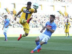 Parma ärgert Napoli