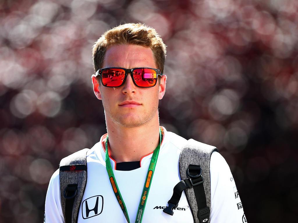 Stoffel Vandoorne und Fernando Alonso müssen 2017 miteinander auskommen