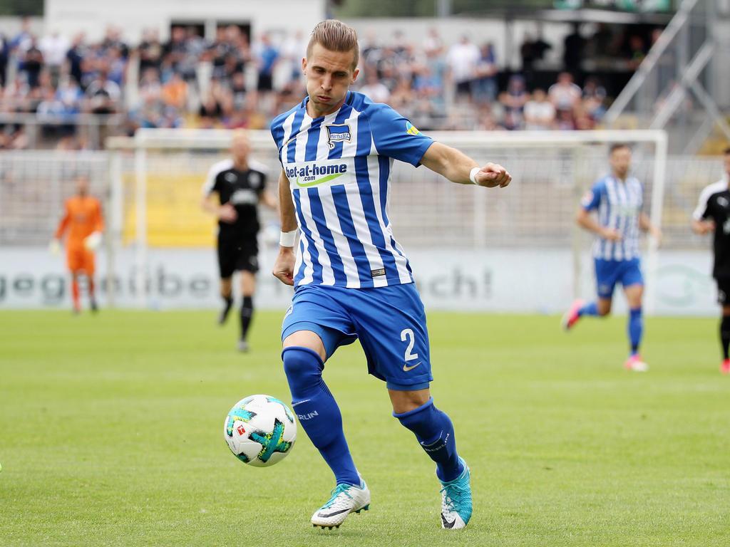Peter Pekarík verlängert seinen Vertrag bei der Hertha BSC