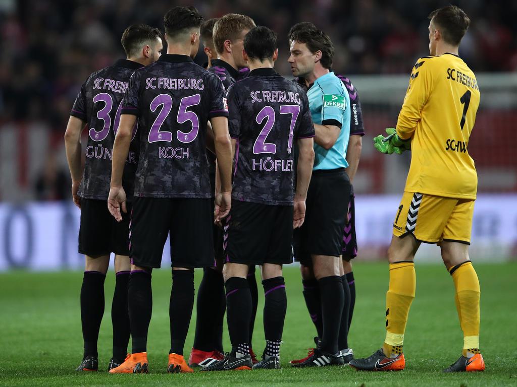 Guido Winkmann sorgte am 30. Spieltag für ein Kuriosum
