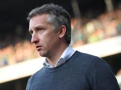 Sportdirektor Frank Baumann von Werder Bremen ist für einen Abgang Delaneys gewappnet