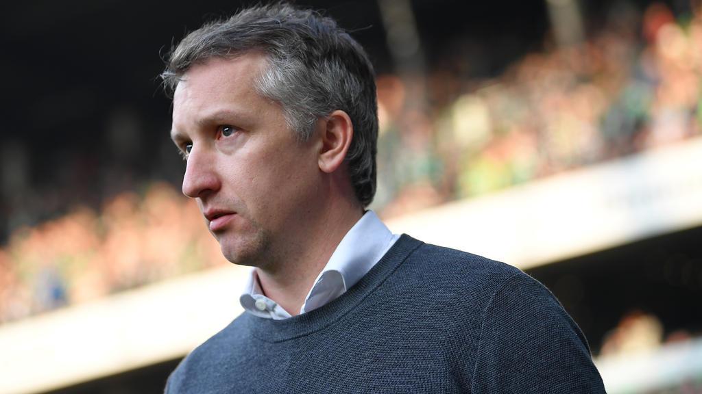 Frank Baumann will mit Werder Bremen nach Europa