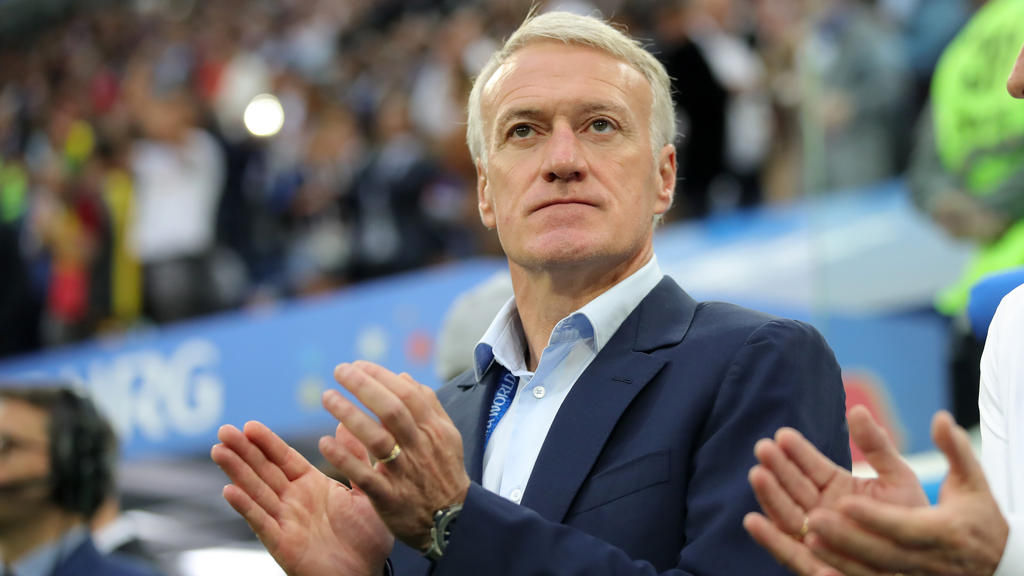Didier Deschamps steht vor einem historischen Erfolg