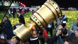 Auslosung der 2. Runde im DFB-Pokal im Liveticker