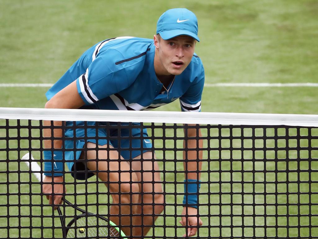 punkte tennis