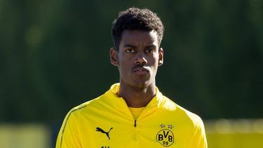 Alexander Isak könnte Borussia Dortmund im Winter verlassen