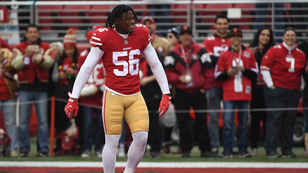 NFL-Profi Reuben Foster spielt jetzt für die Washington Redskins