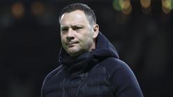 Hertha-Trainer Pál Dárdai würde seine Spieler sehr gerne zum Essen einladen