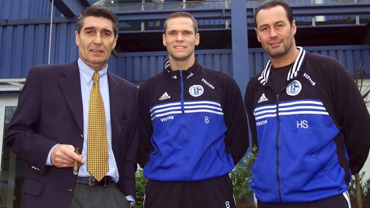 Thorsten Legat Schalke 04