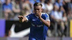 Leandro Trossard steht angeblich vor einem Wechsel zu Borussia Mönchengladbach