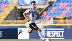 Ex-HSV-Stürmer Waldschmidt spielt jetzt in der A-Nationalmannschaft