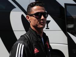 Ronaldo en una imagen de pretemporada.