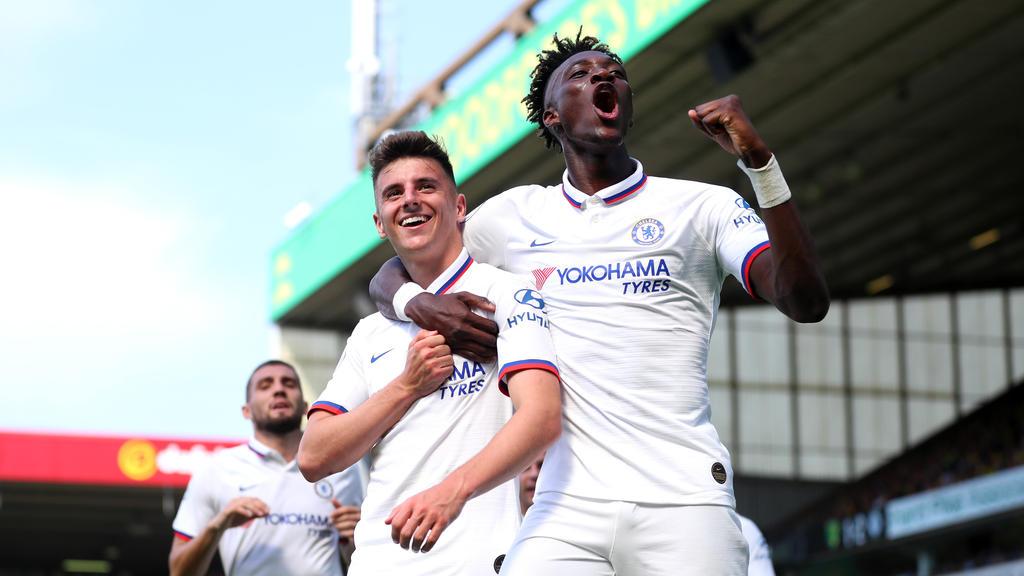Premier League » acutalités » Mount, Abraham reward Lampard's faith