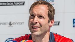 Petr Cech wird jetzt Eishockey-Torwart