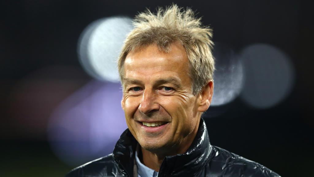 Jürgen Klinsmann ist ab sofort im Aufsichtsrat von Hertha BSC