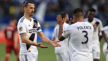 Wechselt Zlatan Ibrahimovic zum AC Mailand?
