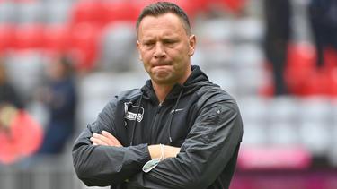 Hertha-Trainer Pál Dárdai erwartet harte Arbeit