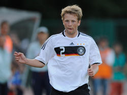 Björn Kopplin in der U20
