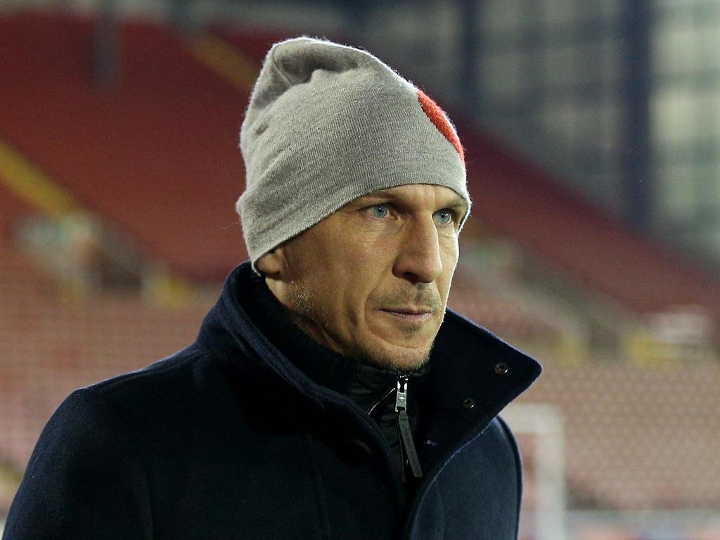 Trainer Gerhard Struber ließ Marcel Ritzmaier gegen Huddersfield debütieren