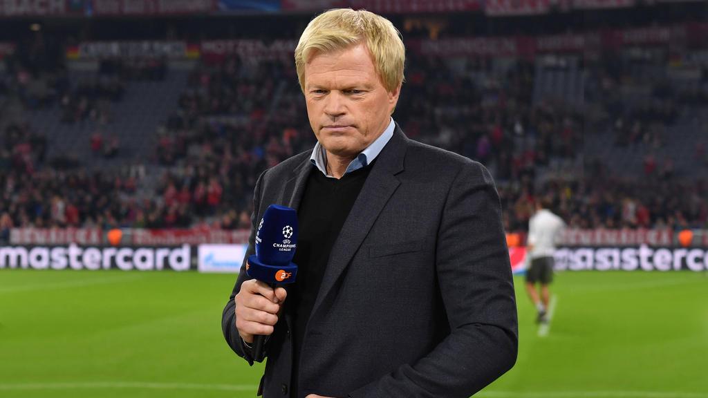 Oliver Kahn ist beim FC Bayern der neue starke Mann