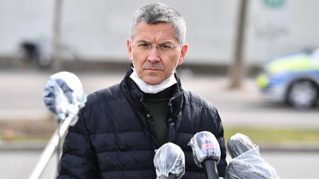 Herbert Hainer ist Präsident des FC Bayern München