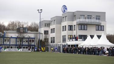 Den Junioren des FC Schalke 04 droht Ärger