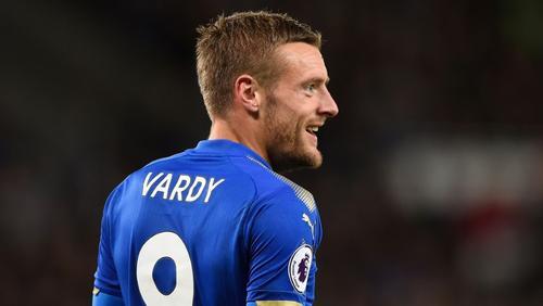 Jamie Vardy bleibt Leicester treu
