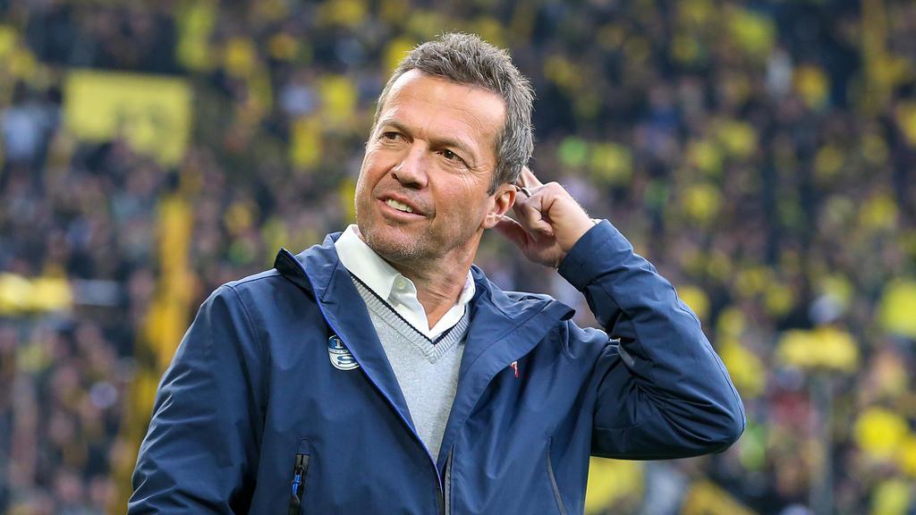 Lothar Matthäus wirft BVB-Trainer Lucien Favre Fehler vor