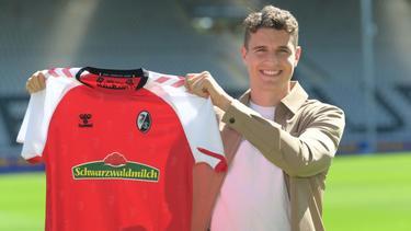 Freiburg leiht Guus Til von Spartak Moskau aus