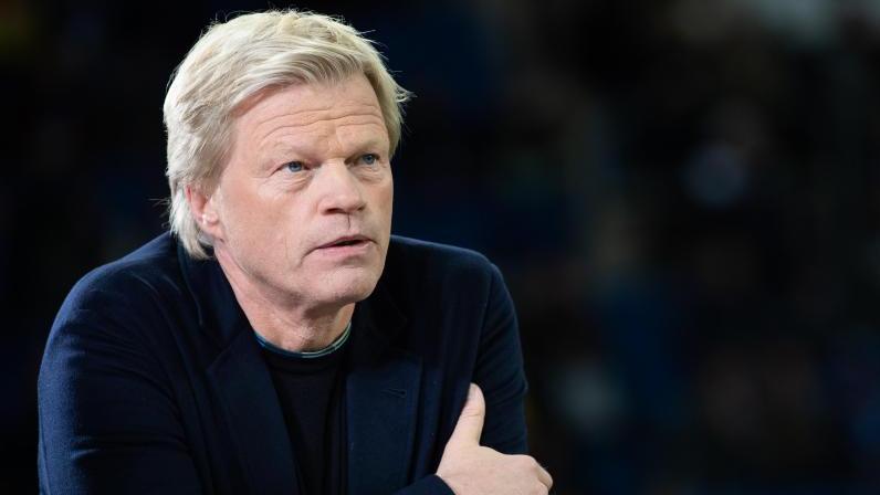 Oliver Kahn wird Ende 2021 Karl-Heinz Rummenigge als Vorstandschef des FC Bayern ablösen