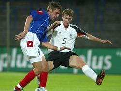 Zweikampf zwischen Callsen-Bracker und Popovic