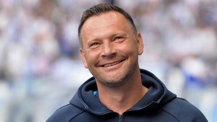 Pál Dárdai ist wieder Cheftrainer bei Hertha BSC