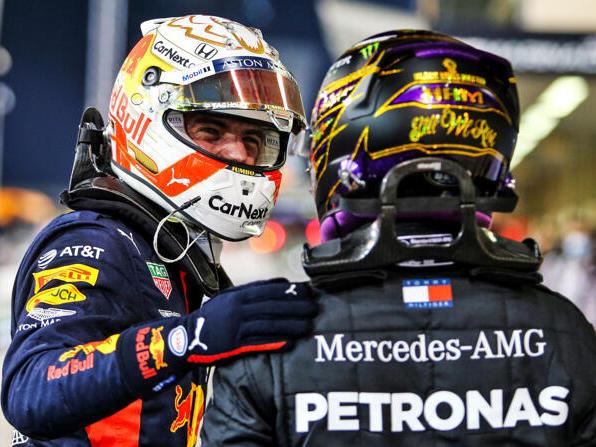 Verstappen & Perez greifen Mercedes 2021 mit voller Kraft an