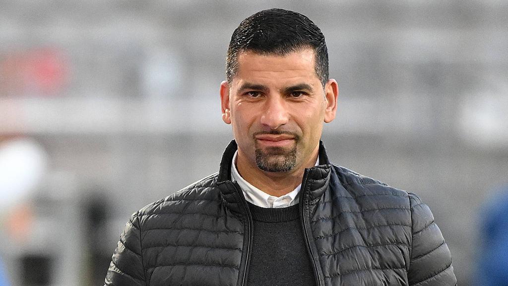 Dimitrios Grammozis trifft mit Schalke auf Hoffenheim