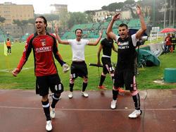 Palermo kämpft weiter um Champions League