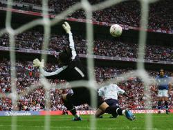 EM-Qualifikation 2006/2007: England gegen Israel (3:0)