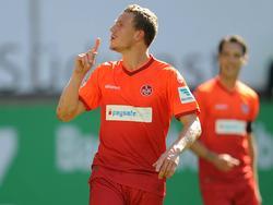 Marcel Gaus wird diese Saison nicht mehr für Kaiserslautern auflaufen können