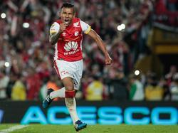 Morelo es el actual líder de la tabla de goleadores de la Sudamericana. (Foto: Imago)