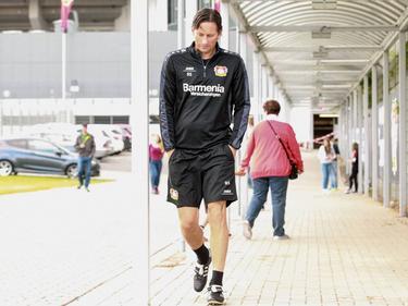 Am Morgen das Training, dann abends zum Testspiel gegen seinen alten Klub: Bayer-Coach Roger Schmidt