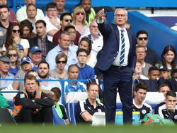Ranieri gewann mit Leicester City im letzten Jahr die Premier League