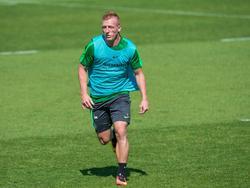 Hat sich im Training verletzt: László Kleinheisler