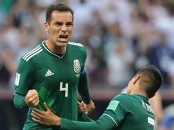 Rafael Márquez spielt seine fünfte Weltmeisterschaft