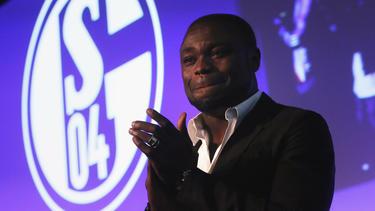 Gerald Asamoah kümmert sich um die U23 des FC Schalke 04